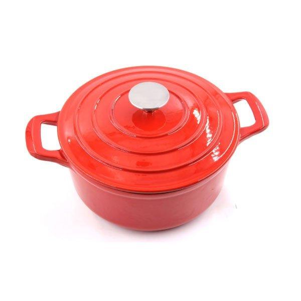 enamel casserole pot 1